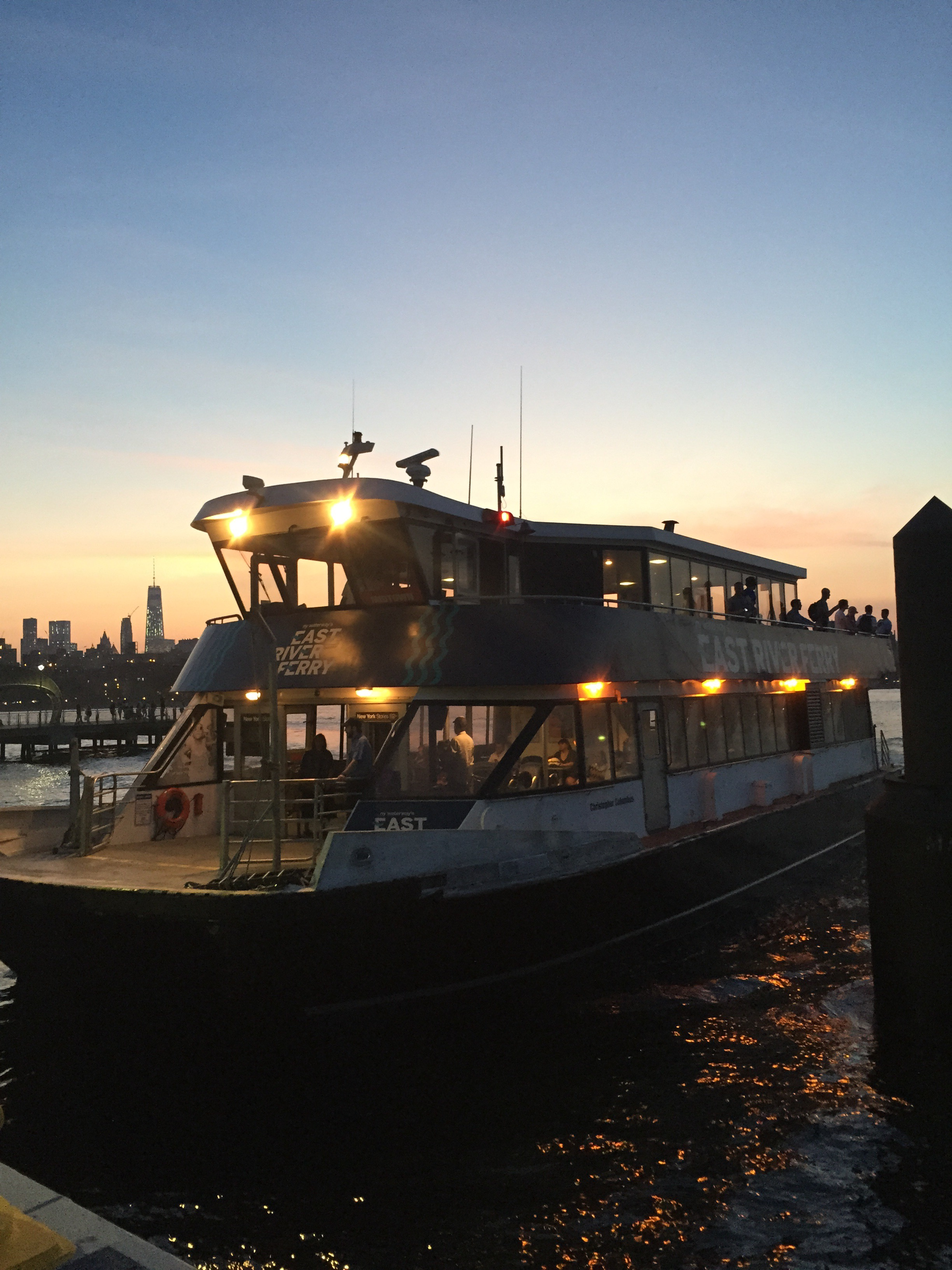 east-river ferry
